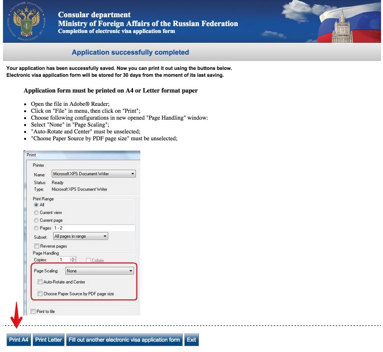 Russia Visa Information in UK - Home Page