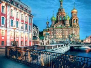 Church of the Savior on Spilled Blood - Featured Image
