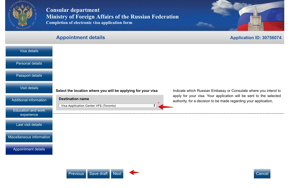 Step By Step Guide To Get Your Russian Visa In An Easy Way