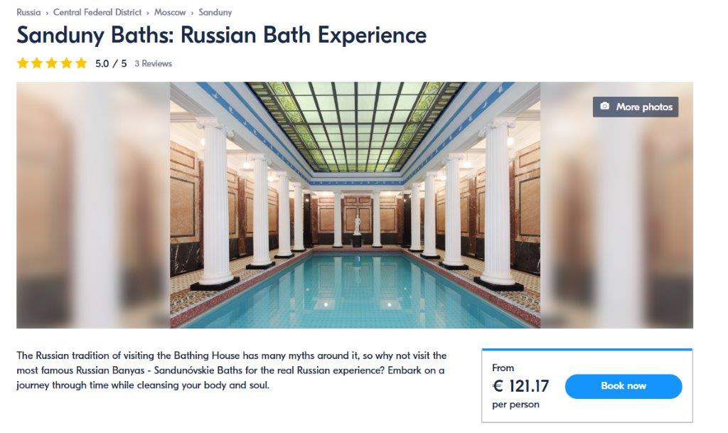 Sanduny Baths_ Russian Bath Experience
