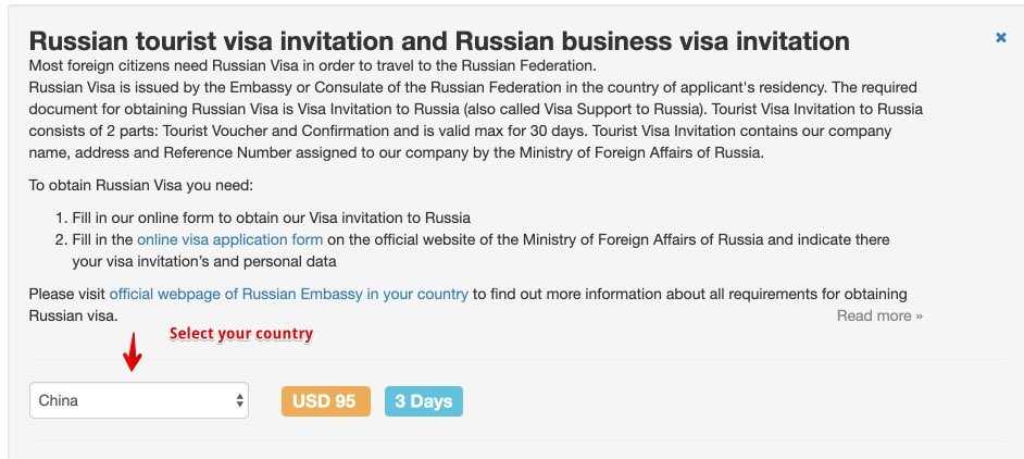Send russian original invitation by courier with Goingrus 2
